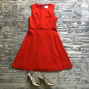 KATE SPADE / bow back dress